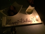 SCARPETTA Happy Birthday