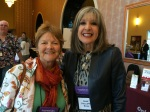 Deb Sharp & Hank Phillippi Ryan