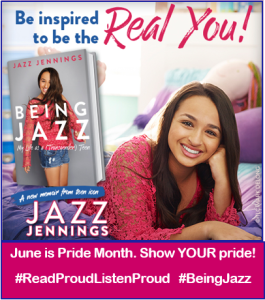 Being Jazz Pride Month