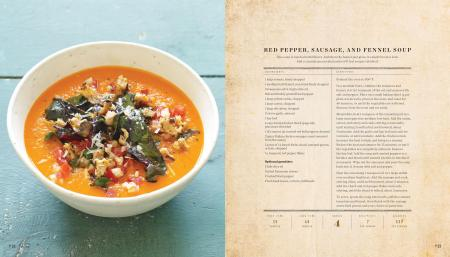 oprah-red-pepper-sausage-fennel-soup