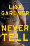 never tell by lisagardner